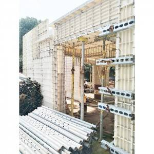 Construction aedificium Formwork