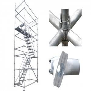 factory low price Construction Scaffold For Sale -