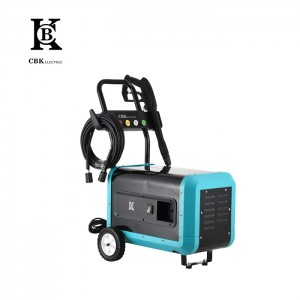 2019 Good Quality High Pressure Washer Machine - High Pressure Washer SC-A – Collier