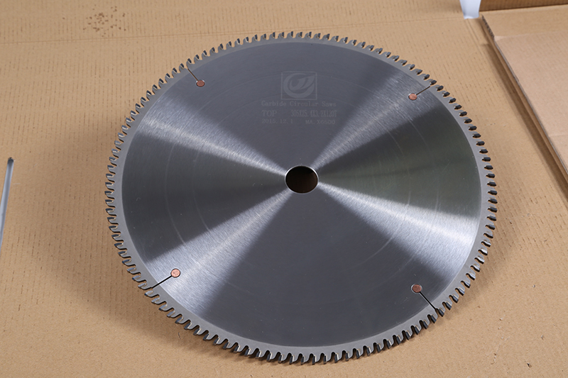 Fixed Competitive Price Aluminum Cutting Blade -