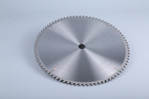 New Arrival China Aluminium Cut Off Saw Blade -