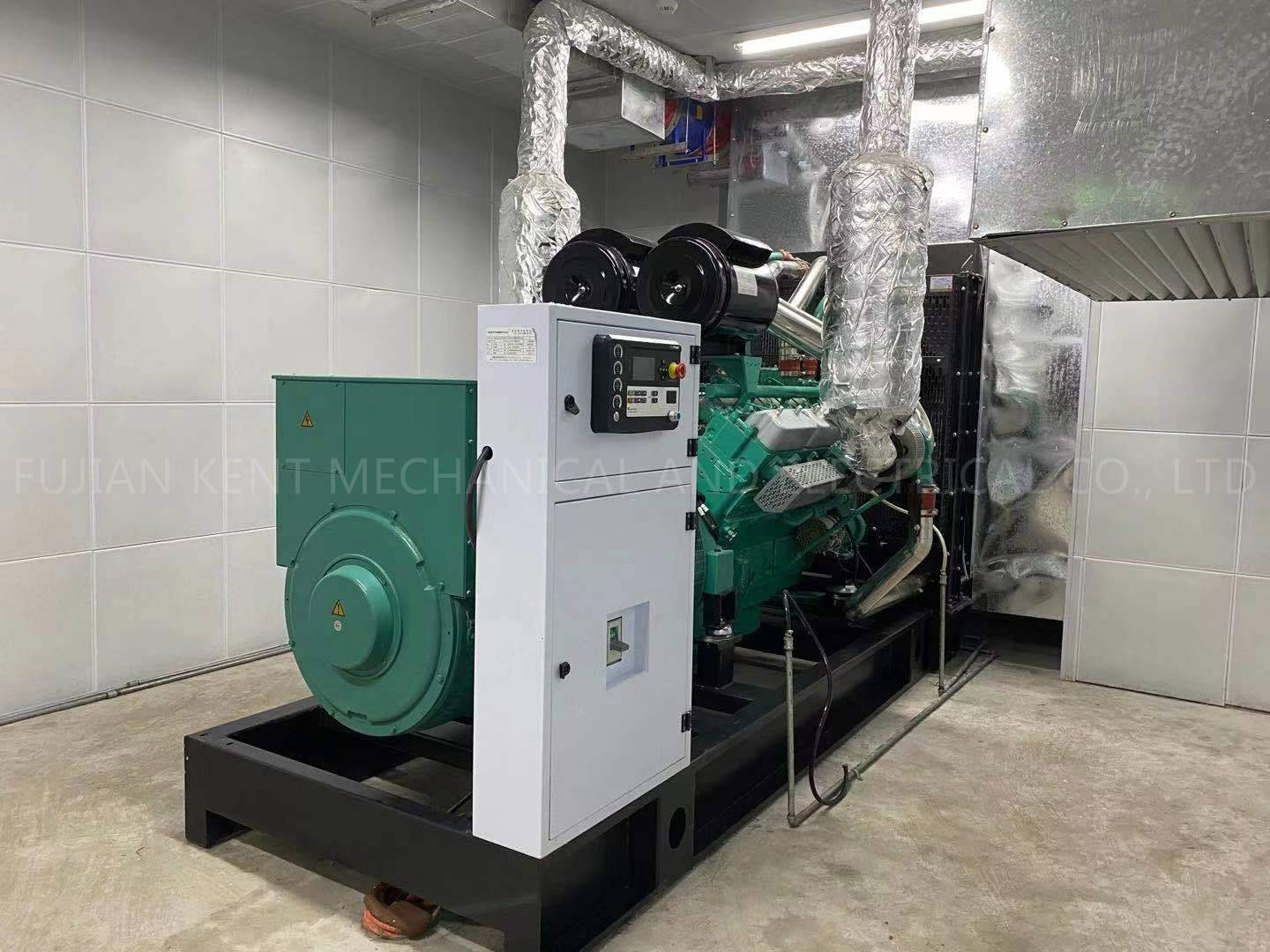 400kW Kentpower Diesel Generator for School Project
