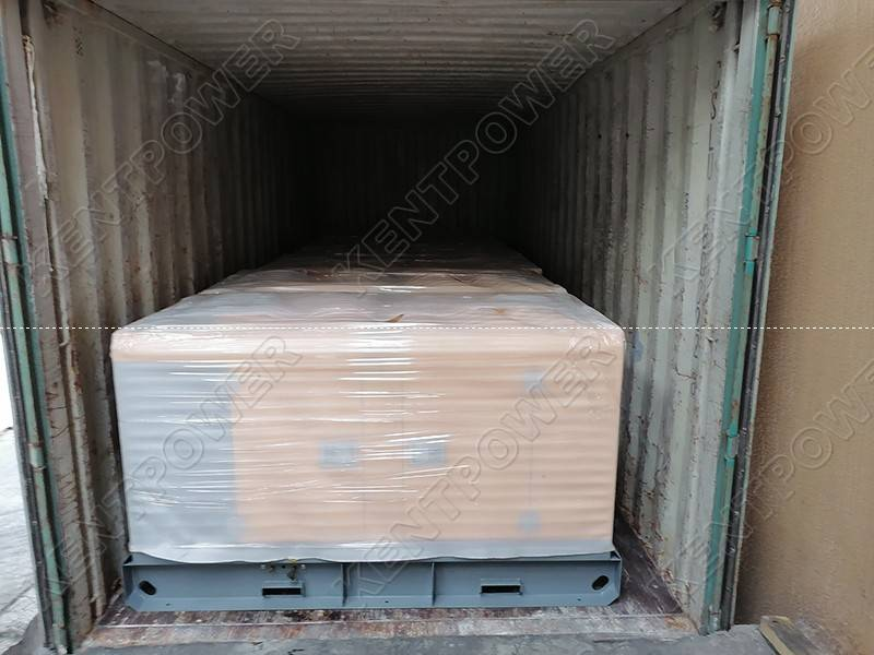 Congratulations! A Batch of New Diesel Generators is Ready for Shipment