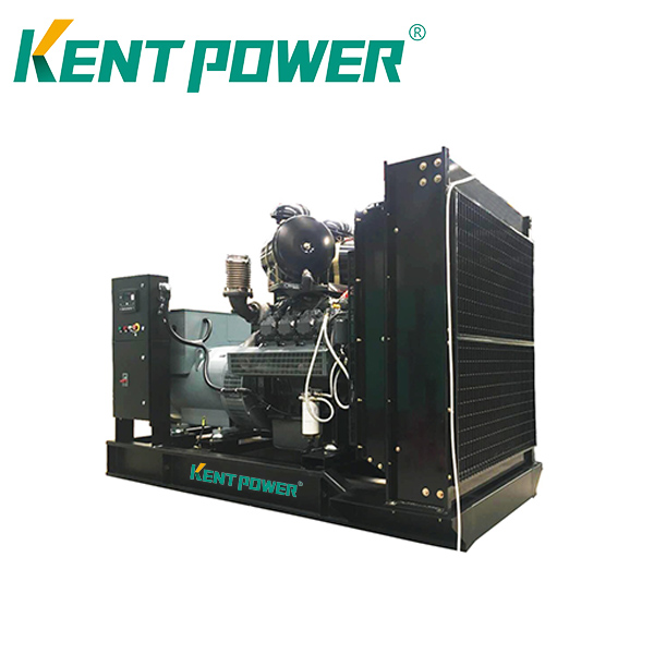2020 China New Design Cummins Diesel Generator -