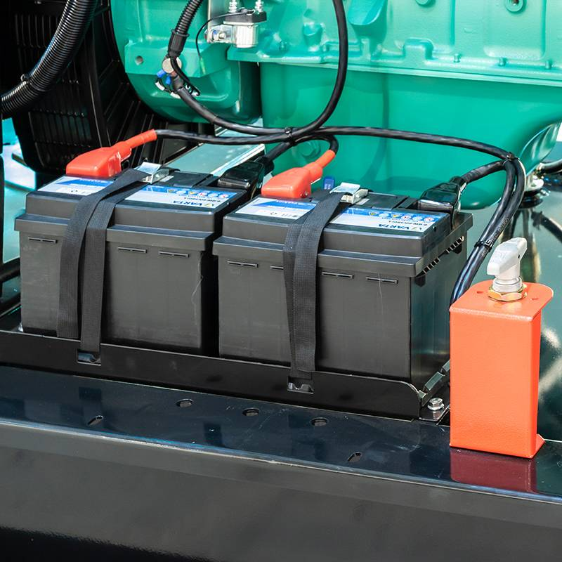 How to Maintain the Battery of Diesel Generator Set?