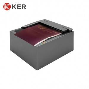 Kiosk Passport Scanner