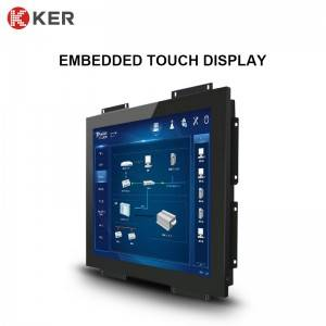 Embedded Touch Display