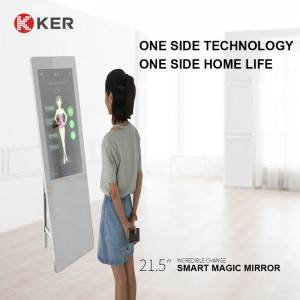 China wholesale Smart Magic Mirror Touch Screen Android -