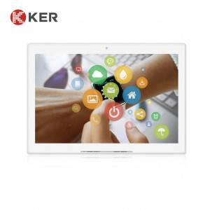 "WF7008 7"" White Lcd Android 6.0 1024*600 All In One PC Touch Screen Tablet"