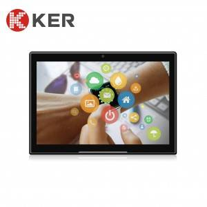 "WF7008 7"" Black L-Type Mini Tablet 7 Inch All In One PC Touch Screen Satisfaction Evaluator"