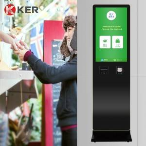 Self-service Ordering Machine