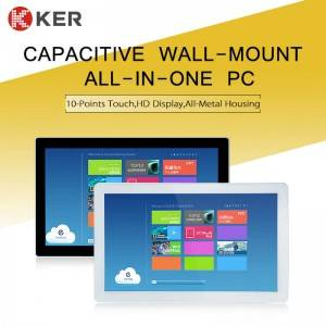 Touch Screen All-in-one PC