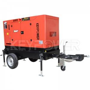 PriceList for Open Type Industrial Diesel Generator Sets -