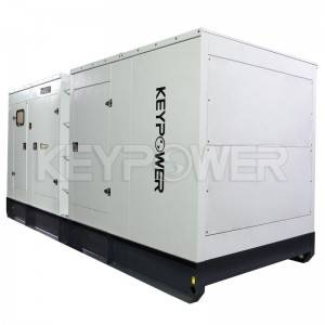 KEYPOWER 600kva Cummins Diesel Generator Set Manufactuer in China