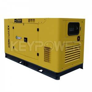 Chinese Professional Ac Diesel Gensets -