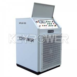 100kW Inductive Load Bank Testing Generator