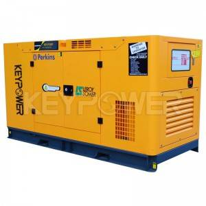 AC Three Phase 35kVA Generators Diesel with Perkins Engine to Africa