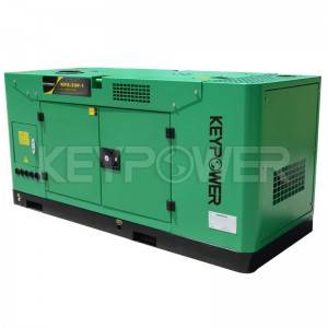 China Generator Manufacturer 20 kVA Diesel Generator Set Factory