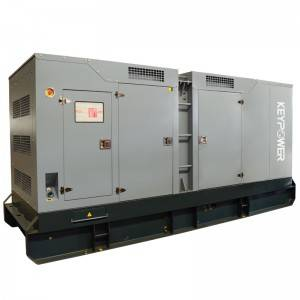 KEYPOWER 400kVA Cummins Engine Diesel Generator Set
