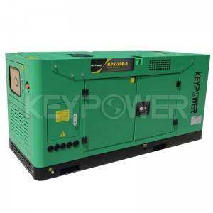 KEYPOWER 20 kVA FAW Diesel Generators 60Hz For South Africa
