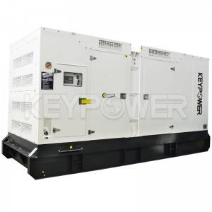 OEM manufacturer Super Silent Diesel Generator -