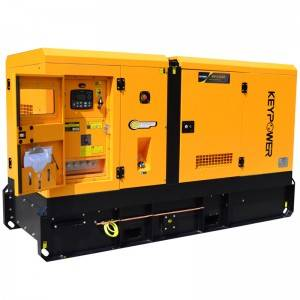 Factory Free sample Open Type Diesel Generator 50kva -