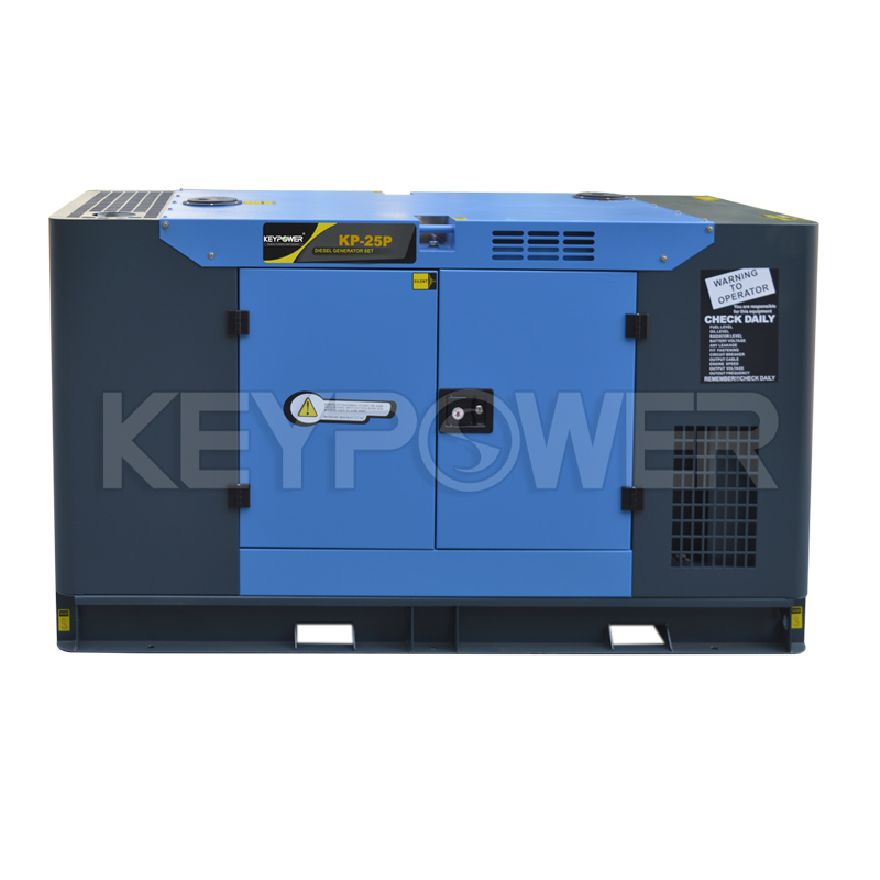How can the generator set be used to reduce component wear
