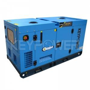 FAW 20kVA Diesel Generators with Control Module 6120 to Singapore