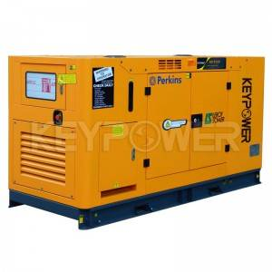 Diesel Power Genset 35kVA Powered by Perkins Engine
