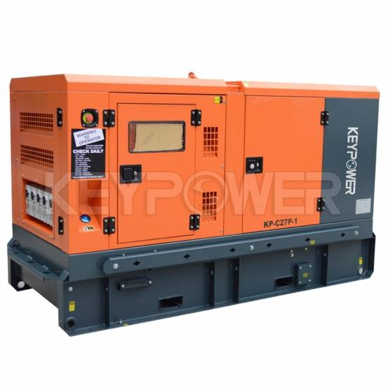 New Fashion Design for Big Power Diesel Generator Set -