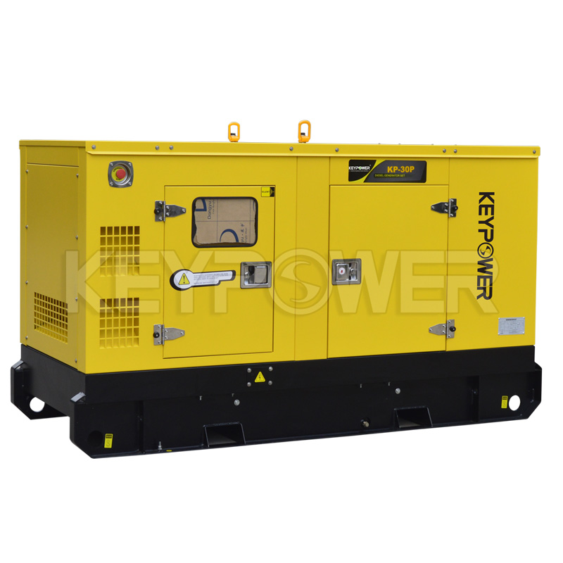 Does altitude affect the diesel generator set?