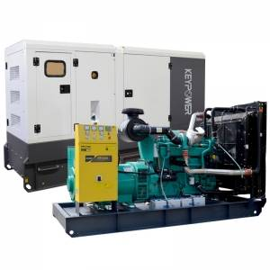 KEYPOWER 400kVA Cummins Engine Diesel Generator Set Featured Image