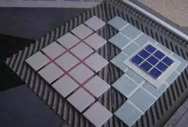 Effect of cellulose ether on tile adhesive
