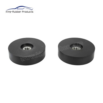 MANUFACTURER POLYURETHANE PU/RUBBER ROLLERS /WHEELS