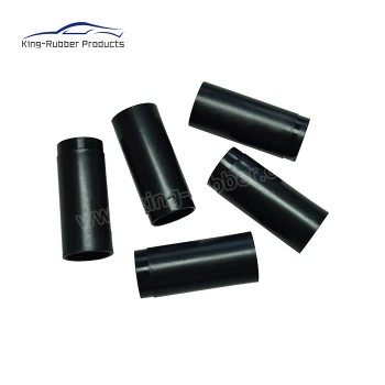 Custom high lubrication black tube plastic pipe