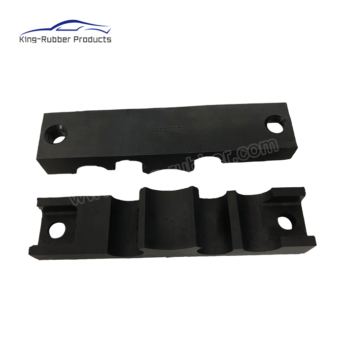 Black Customized Rubber Block Featured Image