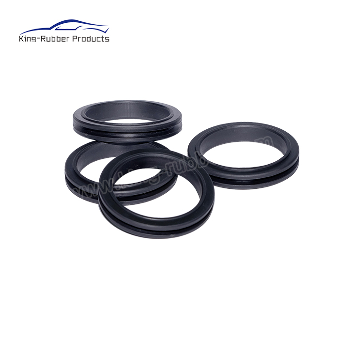 custom round heat resisting santoprene grommets,rubber grommet Featured Image