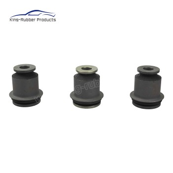 Anti-vibration suspension system rubber bushing for shock absorber
