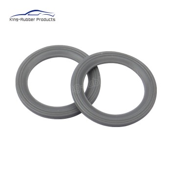 Elastomer silicone rubber seal O-ring gasket with FDA ROHS ,Rubber seals