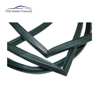 car Weatherstrip windshield rubber Rear Gasket seal,extruded EPDM boat