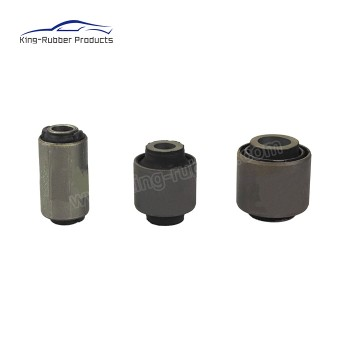 High quality bear metal rubber bushing Torsion rubber suspension bushing