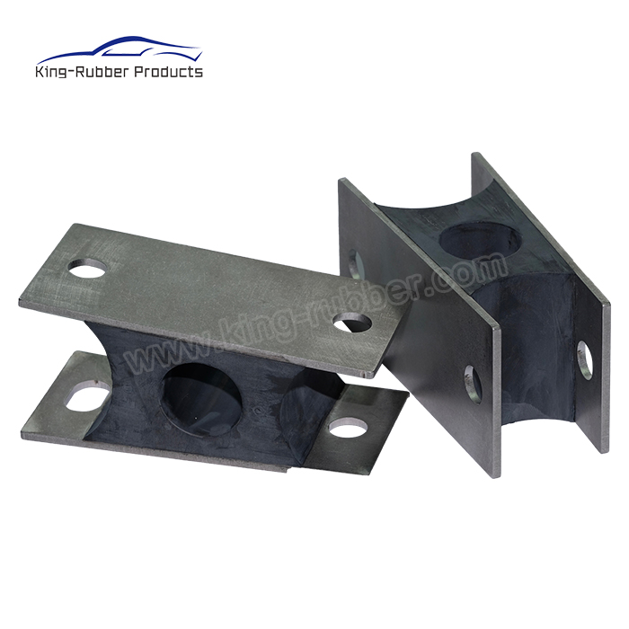 Rubber shock absorber buffer damper natural rubber anti vibration mounts Featured Image