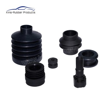 Customized EPDM molded rubber bellow for Auto parts