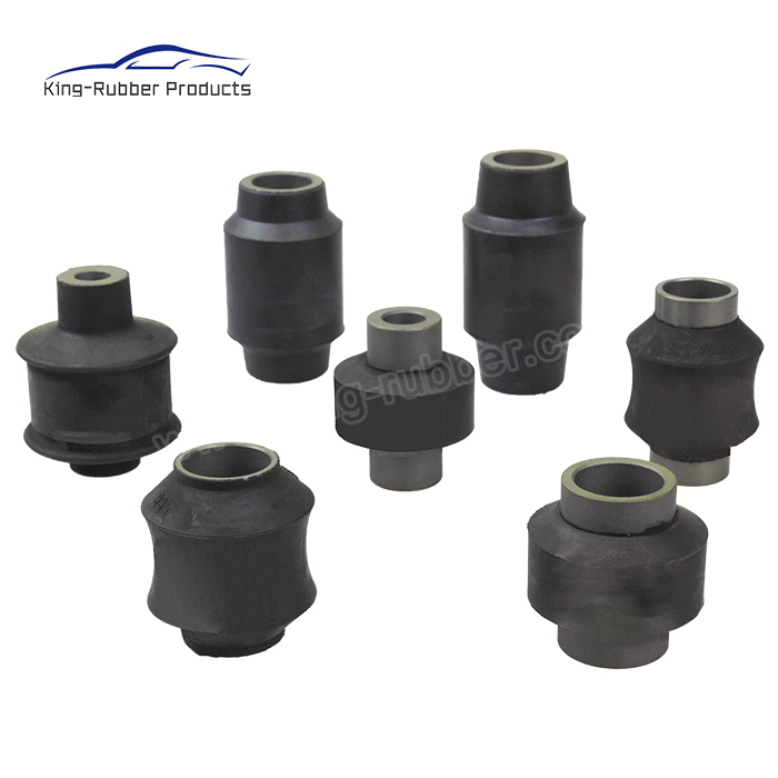 Anti-vibration suspension system rubber bushing for shock absorber Featured Image