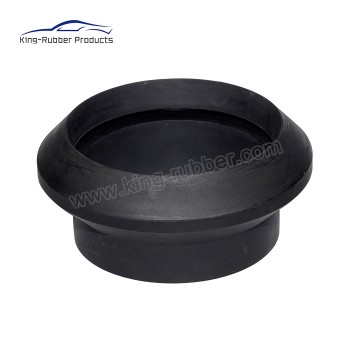 Water pump spare parts taper rubber gasket pipe grommet connection sleeve