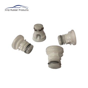 Custom Moulded Plastic Parts Small Size Plastic Tube ,PLASTIC SOCKET BALL