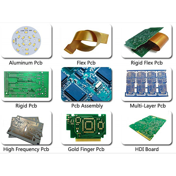 2019 High quality Board Assembly Smt - PCB Fabrication – Kingford