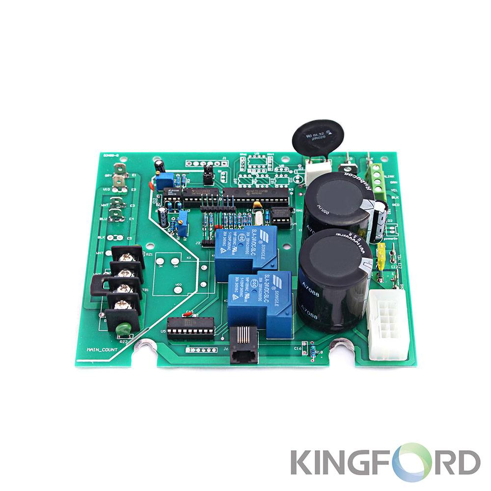 China Manufacturer for China Oem Pcb Assembly And Consulting - Communication – Kingford