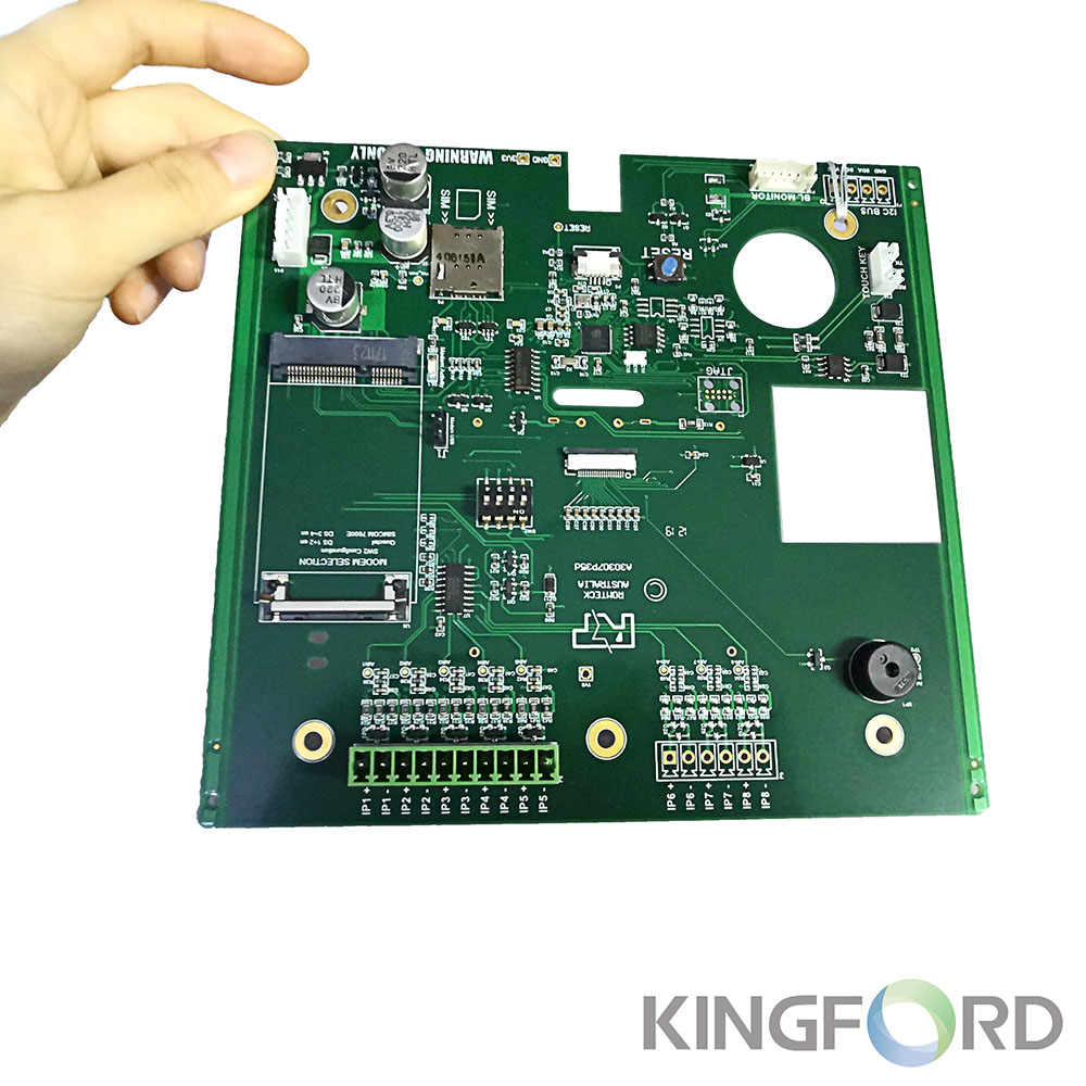 Factory directly supply Hdi Pcb Boards - Industrial Control – Kingford