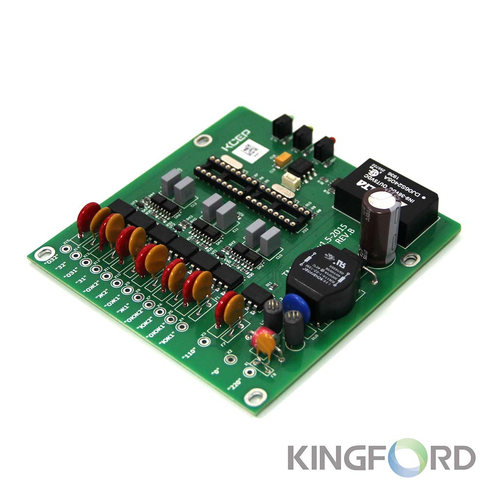 High Quality Borderless Printed Circuit Boards - Security – Kingford